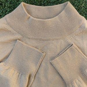 Gran Sasso Cashmere Wool silk blend sweater